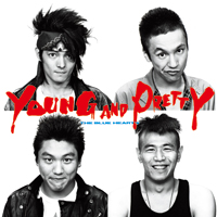YOUNG AND PRETTYHE アナログ