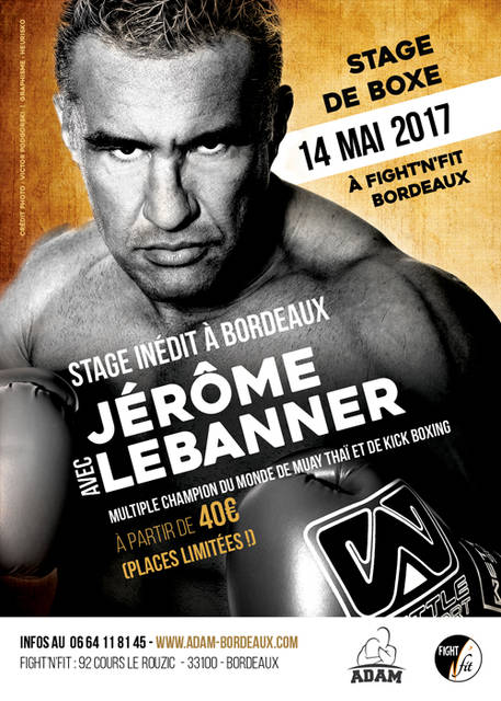 Jerome Le Banner's Official Website ! - News (1942694)