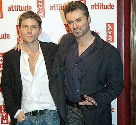 George and Kenny | George Michael | ジョージ・マイケルPinterest (1701775)