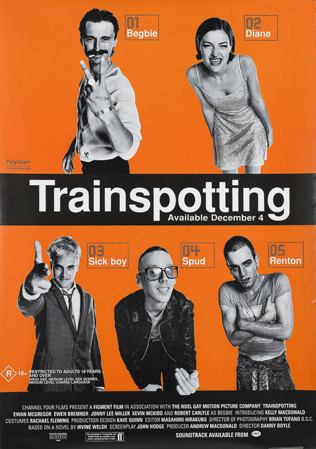 Trainspotting poster