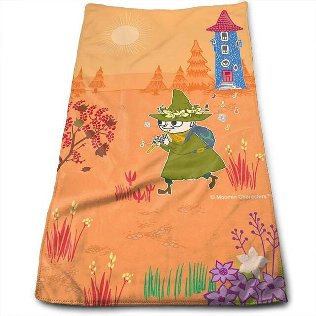 Amazon.co.jp: Moomin Snuffkin Face Towel, Bath Towel, Absorbent, Quick Drying, Antibacterial, Deodorizing, Large Size, Characters, Anime, Miscellaneous Goods, Children, Popular, 11.8 x 27.6 inches (30 x 70 cm): Home & Kitchen (2260379)