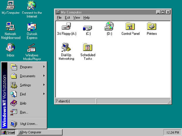 Windows NT4.0