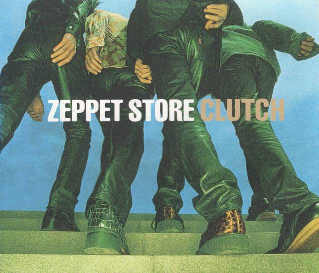 CD) ZEPPEST STORE clutch - ヤフオク! (1975311)