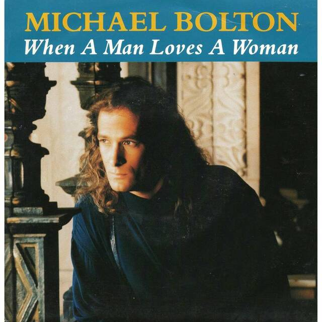When a man loves a woman / 	save me - Michael Bolton - ( 7'' (SP)2枚 ) - 売り手: yvandimarco - Id:117881006 (2085266)