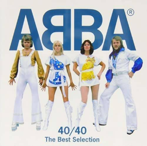 Amazon | 40/40 the Best Selection by ABBA (2014-03-26) | ABBA | ミュージック | 音楽 (2199470)