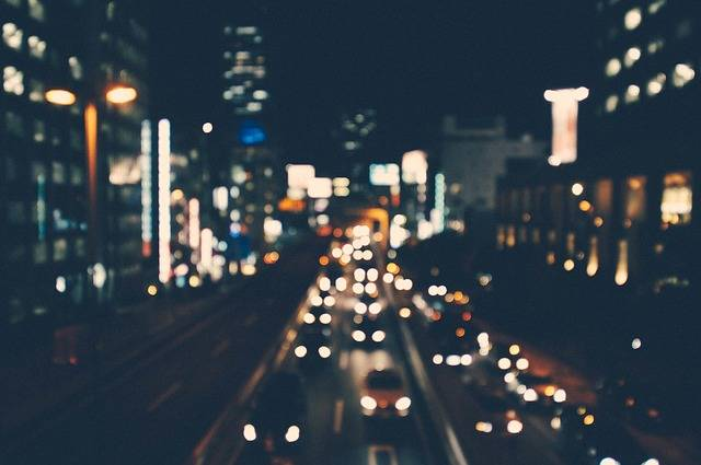 Free photo: City, Night, Light, Bokeh, Urban - Free Image on Pixabay - 593145 (1862959)