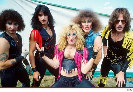 TWISTED SISTER に マイク・ポートノイが参加!? - THE BLOG OF THE BEAST (1791458)