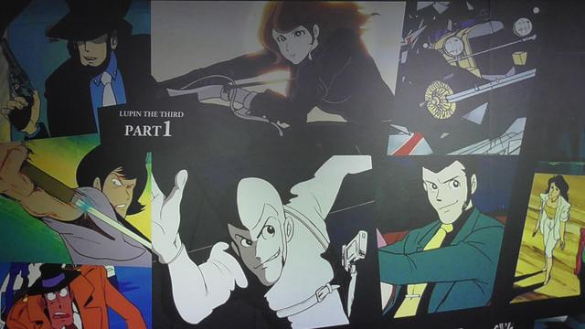 LUPIN THE THIRD PART1