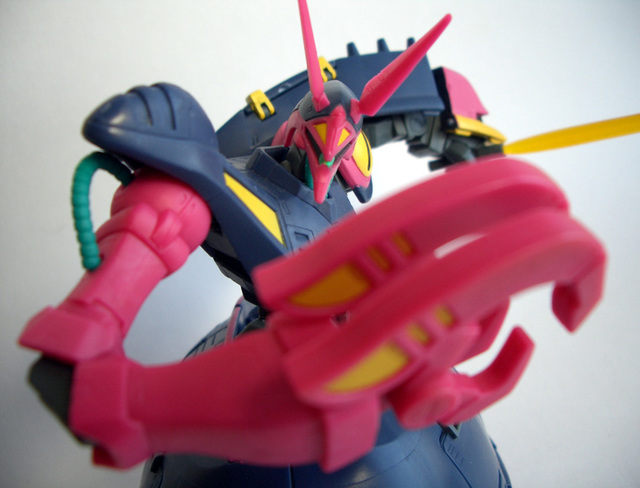 MOBILE SUIT IN ACTION!!「バウン...