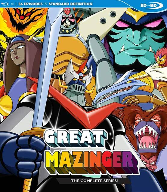 Great Mazinger: Complete Se...