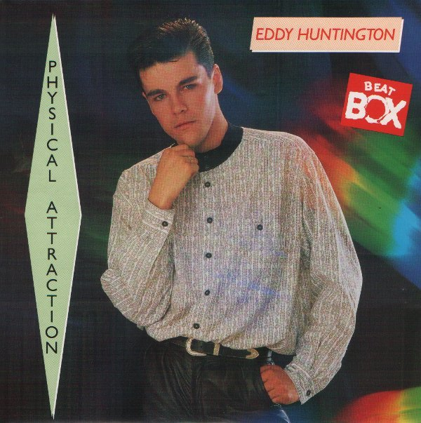 45cat - Eddy Huntington - Physical Attraction (Edit) / Take A Look In My Heart (Edit) - Beat Box - Sweden - BB 7201 (1853035)