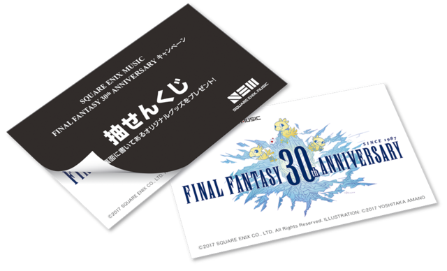 FINAL FANTASY 30th ANNIVERS...