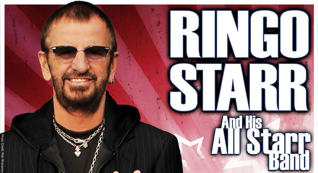 RINGO STARR And His All Sta...