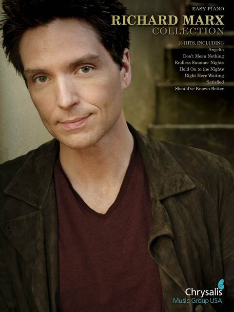 Richard Marx Collection - Piano: 0884088529598: Amazon.com: Books (2180453)