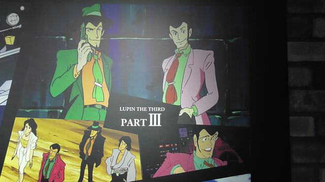 LUPIN THE THIRD PARTⅢ