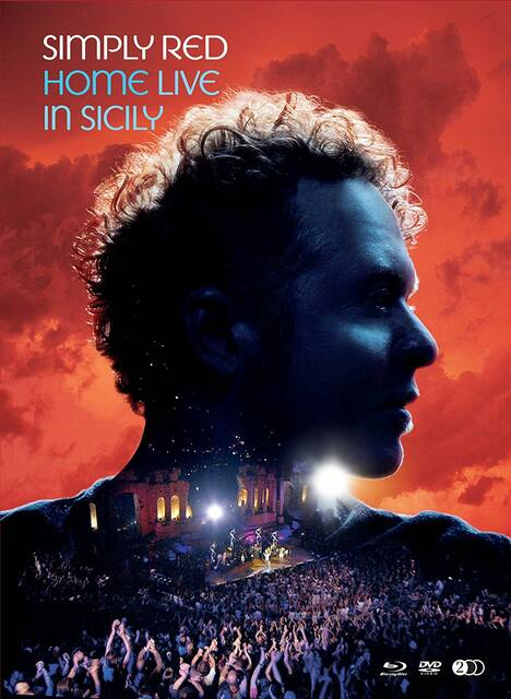 Amazon | Home Live in Sicily | Simply Red | 輸入盤 | 音楽 (2174590)