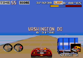 ステージ2「WASHINGTON DC」