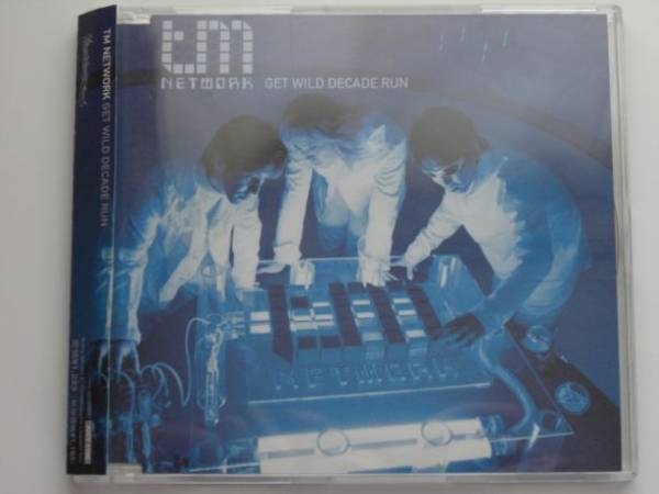 TM NETWORK CD GET WILD DECADE RUN - ヤフオク! (1985072)