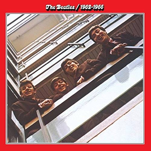 Amazon Music - ザ・ビートルズのThe Beatles 1962 - 1966 (The Red Album) - Amazon.co.jp (1999116)