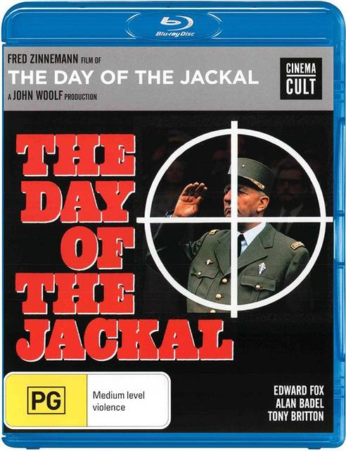 Amazon.co.jp | Day of the Jackal DVD・ブルーレイ - (1972559)