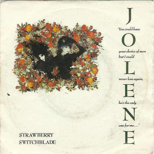 Jolene / being cold - Strawberry Switchblade - ( 7'' (SP) ) - 売り手: akasawa - Id:116083620 (1859877)