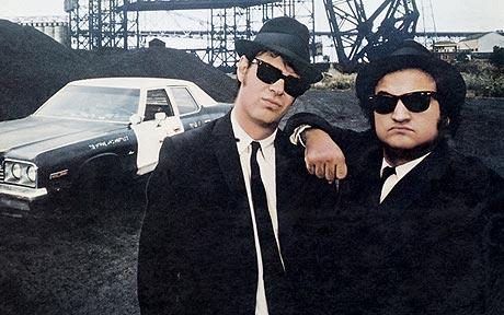 Vatican declares the Blues Brothers a 'Catholic classic'  - Telegraph (1585681)