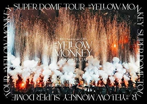 Amazon.co.jp: 『THE YELLOW MONKEY 30th Anniversary LIVE -DOME SPECIAL- 2020.11.3』Blu-ray: THE YELLOW MONKEY: DVD (2283656)
