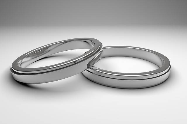 Ring Wedding Rings · Free photo on Pixabay (1997609)