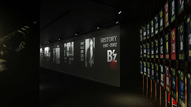 B'z Official Website|EXHIBITION (1994217)