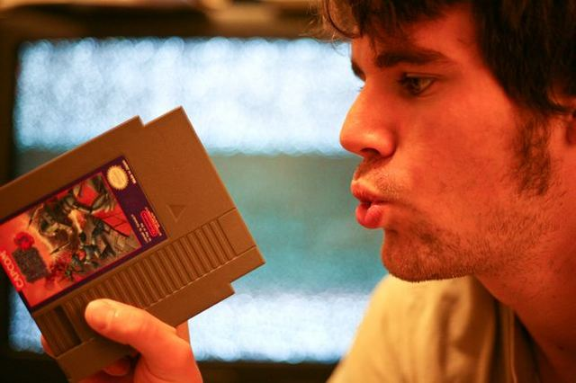 Blowing NES