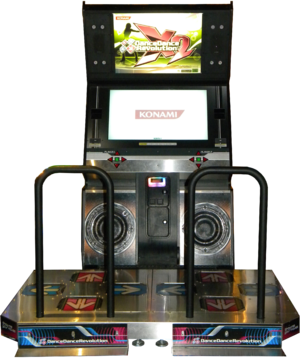 『DanceDanceRevolution X2』海外...