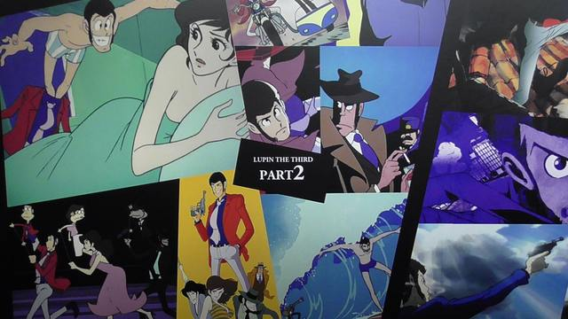 LUPIN THE THIRD PART2