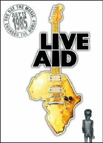 Amazon.co.jp | Live Aid [DVD] [1985] by Bob Dylan DVD・ブルーレイ - Bob Dylan, David Bowie, Mick Jagger, U2, Queen, unknown (2191623)