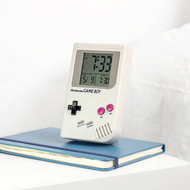 Game Boy Alarm Clock | FIREBOX (1995380)