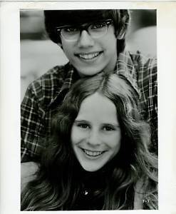 """Glynnis O'Connor and  Robby Benson as Susan Rollins and Jeremy Jones in """"Jeremy"""" 