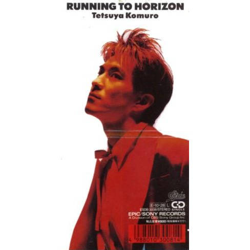 『RUNNING TO HORIZON』小室哲哉