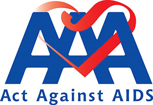 「Act Against AIDS」