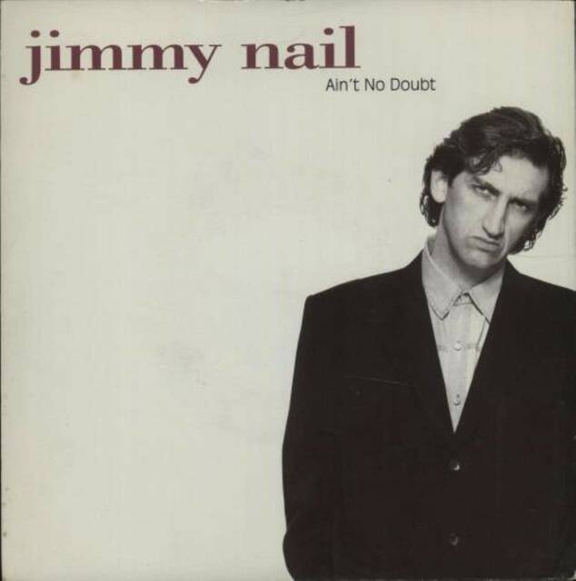 "Amazon | Ain't No Doubt - Jimmy Nail 7"" 45 