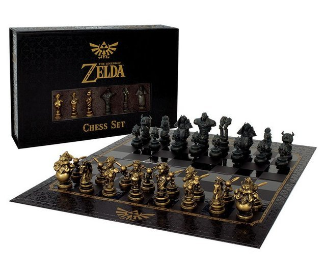 「Zelda: Chess Collector's Set」
