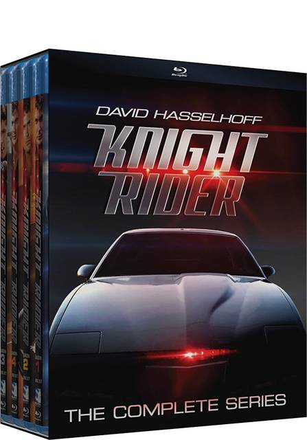 Amazon | Knight Rider: Complete Series [Blu-ray] [Import] -TVドラマ (1965297)