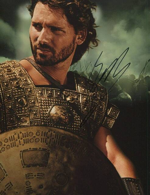Amazon.co.jp: Eric Bana Signed Autograph Troy Hector 8x10 Photo With COA PJ: ホーム&キッチン (2199403)