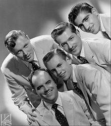 Bill Haley and Comets 1954