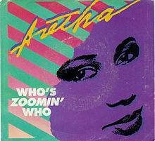 Who's Zoomin' Who / Aretha ...