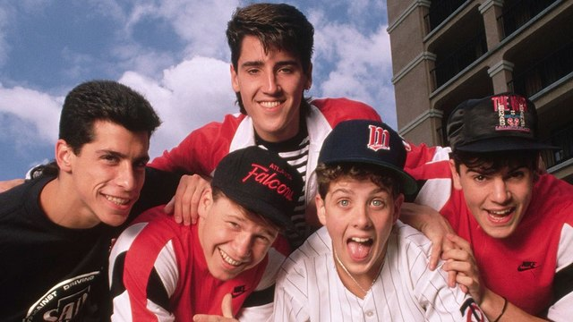 new kids on the block « Radio.com (1792275)