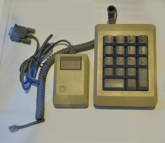 Apple Macintosh keypad and ...