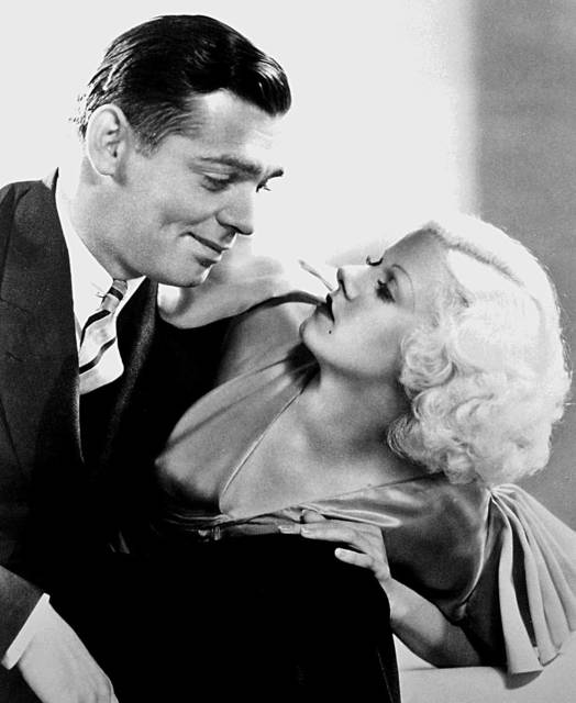『Hold your Man』(1933年)ではジーン...