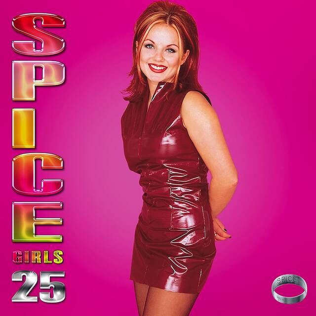 Amazon | SPICE(25th Anniversary) (`Ginger' Rose Coloured) [12 inch Analog] | Spice Girls | 輸入盤 | ミュージック (2307361)
