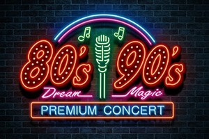 「80's Dream 90's Magic PREM...