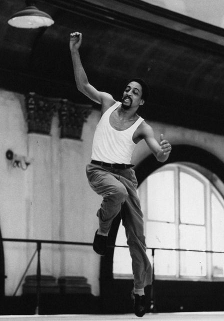 Happy Birthday to the late, great Gregory Hines! #Feb14  Photo by Anthony Crickmay, courtesy of Dance Magazine archives. | Dance History | Pinterest | 誕生日、Happ… (1854191)