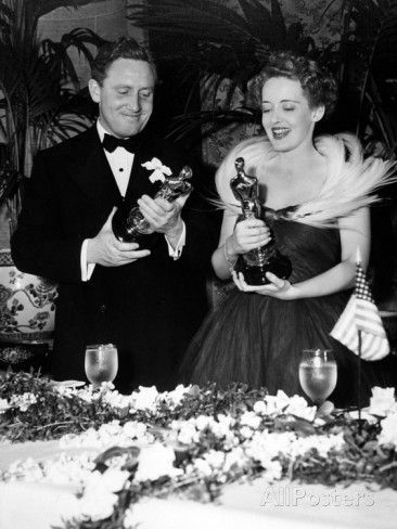 11th Spencer Tracy,Bette Davis